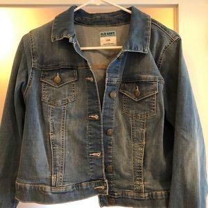 Old Navy L Denim Jacket